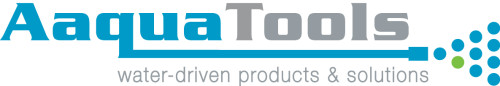 Industrial Water-Driven Cleaning Products & Solutions | AaquaTools Logo
