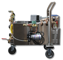 AaquaSteam Portable High Pressure Steam Sanitation/Sterilization System