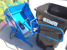 Cartblaster Tip-Too Bin Cleaning Systems