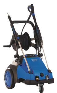 KEW Poseidon 7-67 Portable Electric Hot and Cold Pressure Washer