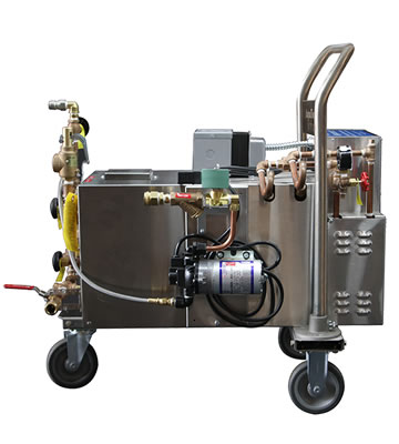 Reimers Electric Steam Boiler – Industrial Water-Driven Cleaning ...
