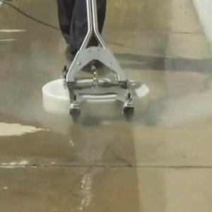 Flat Surface Cleaner Video