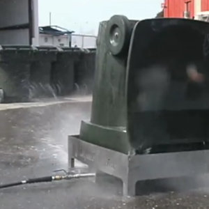 Container Cleaning Video
