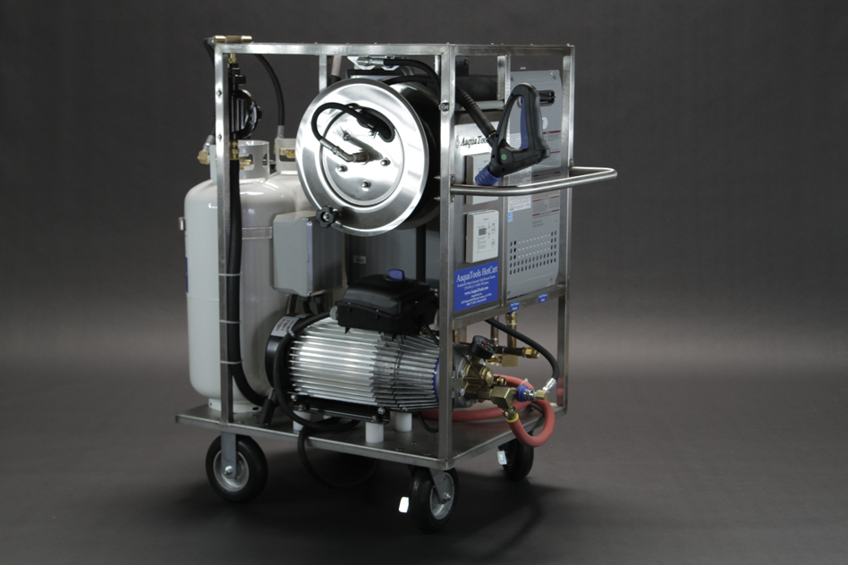 Hotcart Industrial Water Driven Cleaning Products