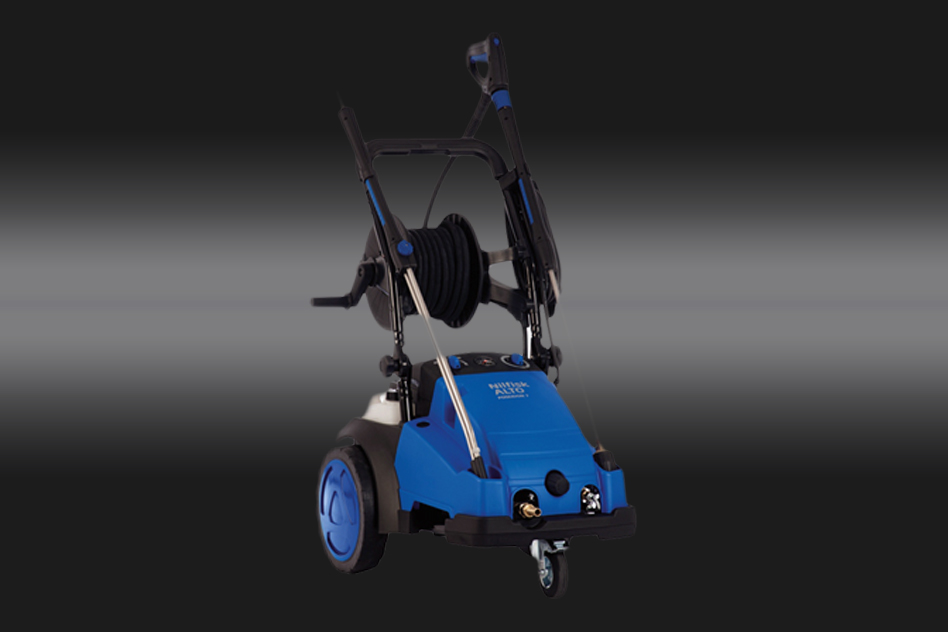 KEW Posiedon 7-67 Electric Portable Hot High Pressure Washer