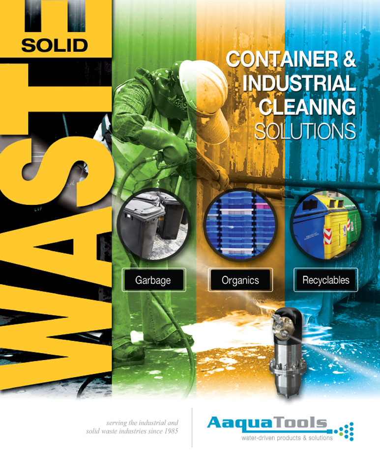 AaquaTools Industrial & Solid Waste Catalog
