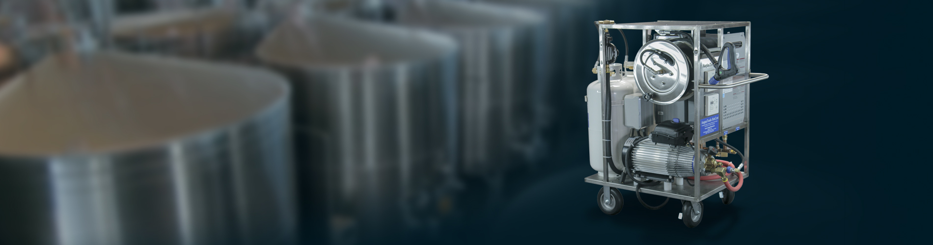HotCart Adjustable Hot Pressure Washer