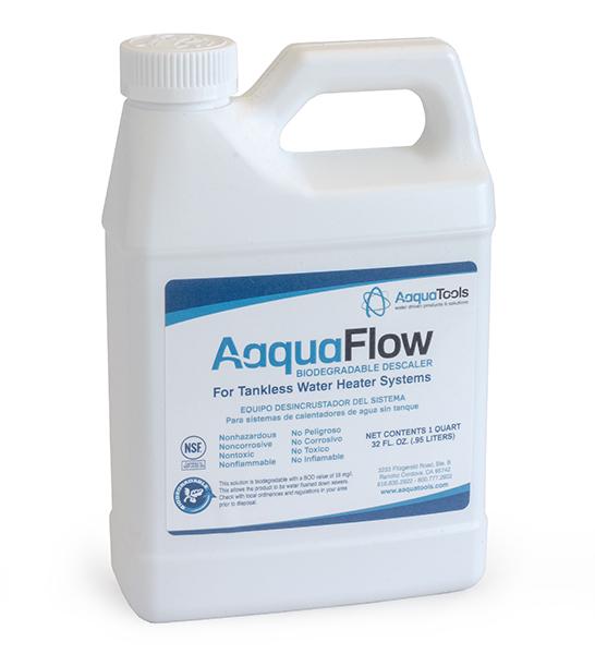 AaquaFlow System Descaler