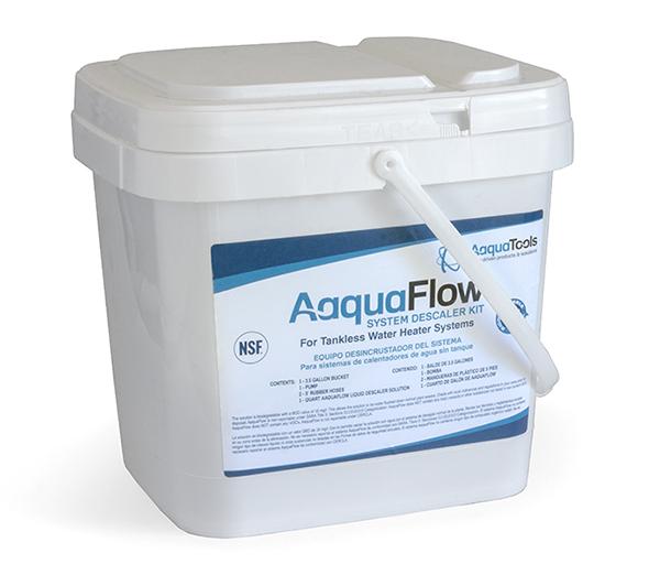 AaquaFlow System Descaler Kit
