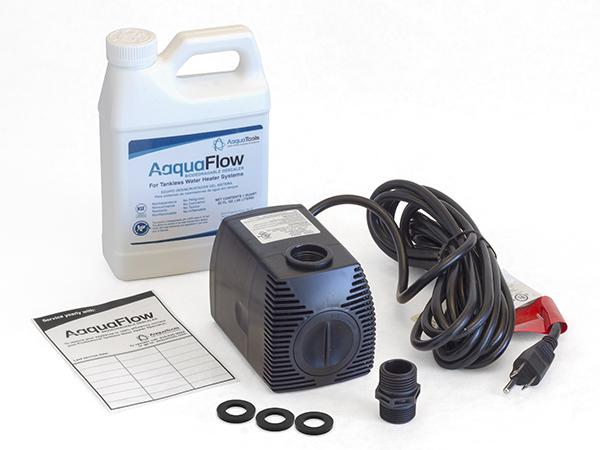 AaquaFlow Kit Contents