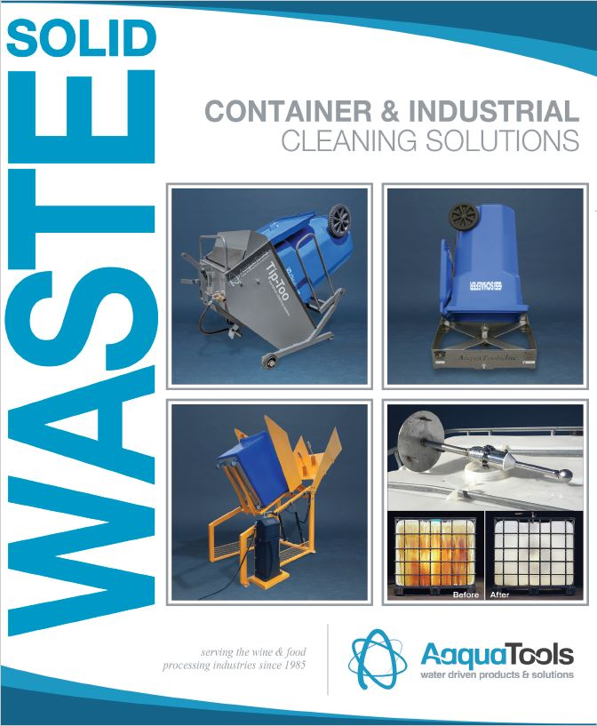 AaquaTools Industrial & Solid Waste Catalog