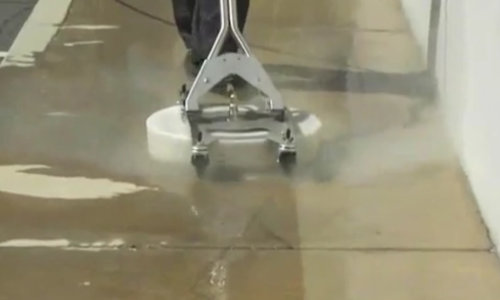 Flat Surface Cleaner